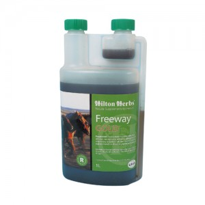Hilton Herbs Freeway Gold for Horses - 1 liter