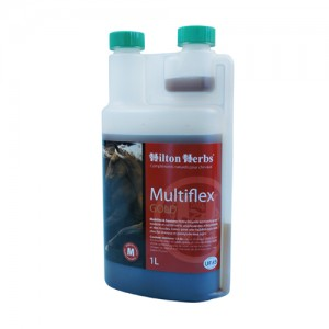 Hilton Herbs MultiFlex Gold for Horses - 1 liter