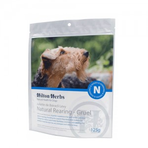 Hilton Herbs Natural Rearing Gruel for Dogs - 125 g