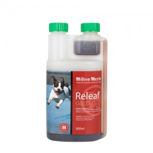 Hilton Herbs Releaf Gold for Dogs - 1 L