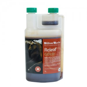 Hilton Herbs Releaf Gold for Horses - 1 liter