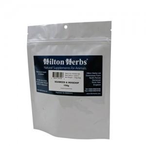 Hilton Herbs Seaweed & Rosehip Fine Cut for Birds - 150 g