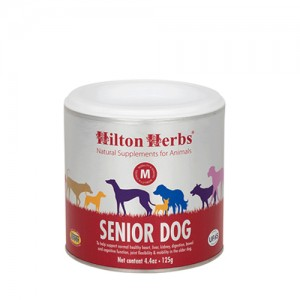 Hilton Herbs Senior for Dogs - 125 g