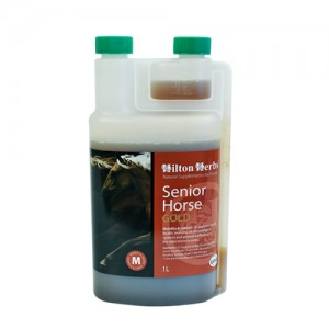 Hilton Herbs Senior Gold for Horses - 1 liter
