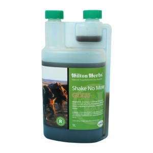 Hilton Herbs Shake No More Gold for Horses - 1 liter