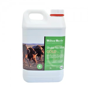 Hilton Herbs Shake No More Gold for Horses - 3 liter