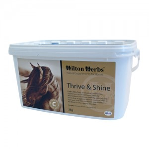 Hilton Herbs Thrive & Shine for Horses - 3 kg
