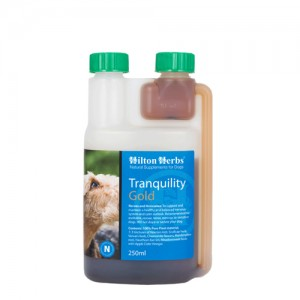 Hilton Herbs Tranquility Gold for Dogs – 500 ml