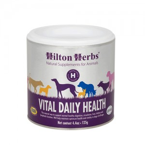 Hilton Herbs Vital Daily Health for Dogs - 125 g