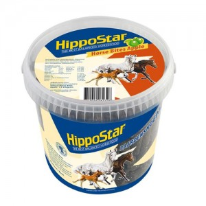 HippoStar Horse Bites Apple - 1.5 kg
