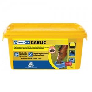Horslyx Garlic – 15 kg