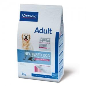 HPM Veterinary - Adult Large & Medium - Neutered Dog - 3 kg