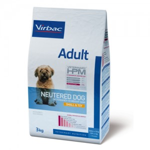 Veterinary HPM - Adult Small & Toy - Neutered Dog - 3kg
