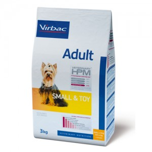 Veterinary HPM - Adult Small & Toy Dog - 1,5 kg