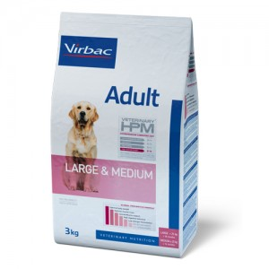 HPM Veterinary - Large & Medium - Adult Dog - 16 kg