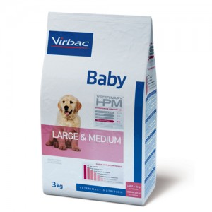 HPM Veterinary - Large & Medium - Baby Dog - 3 kg