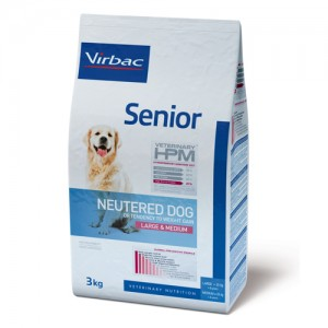 HPM Veterinary - Senior Large & Medium - Neutered Dog - 3 kg
