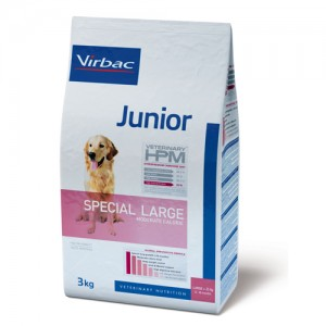 Veterinary HPM - Special Large - Junior Dog - 7 kg