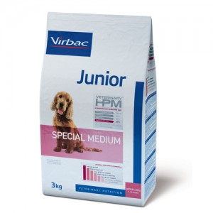 HPM Veterinary - Special Medium - Junior Dog - 3 kg