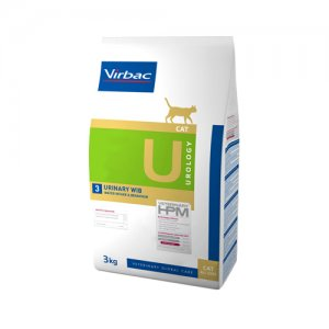 HPM Veterinary Dietetic Cat - Urinary WIB - 3 kg