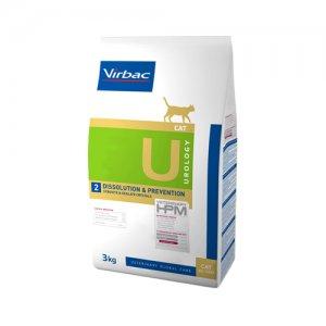 Veterinary HPM Dietetic Cat - Urology Struvite Dissolution - 3 kg