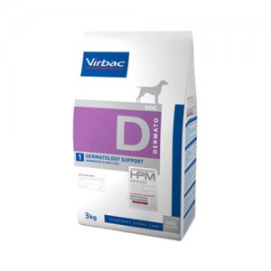 HPM Veterinary Dietetic Dog - Dermato 12 kg