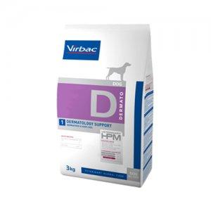 Veterinary HPM Dietetic Dog - Dermato 3 kg