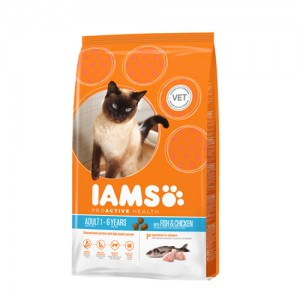 IAMS Cat Adult Fish & Chicken 10kg