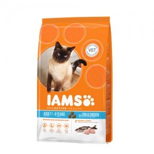 IAMS Cat Adult Fish & Chicken - 15 kg kopen