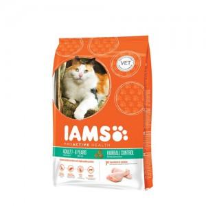 IAMS Cat Hairball 2,55 kg.