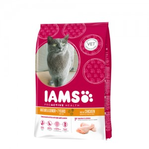 IAMS Cat Mature & Senior 10kg