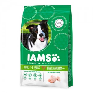 IAMS Dog Adult - Small & Medium - 12 kg