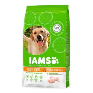 IAMS Dog Light in Fat - 12 kg