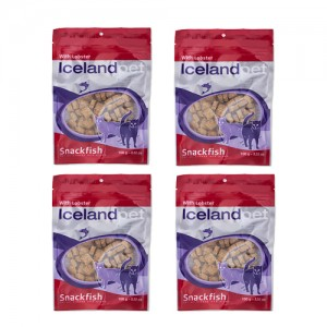 Iceland Pet Cat Treat Lobster – 4 x 100g