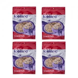 Iceland Pet Cat Treat Lobster - 4 x 100g