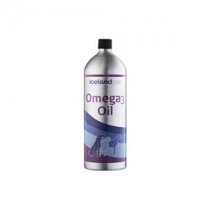 Iceland Pet Omega-3 Oil - 500 ml