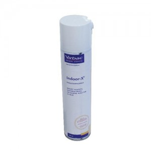 Virbac Indoor-X Ungezieferspray - 400ml