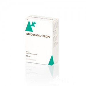 Iverquantel Drops - 10 ml