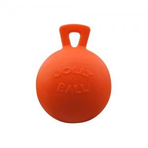 Jolly Ball Paard - Oranje met vanillegeur