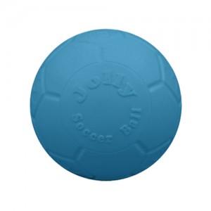 Jolly Soccer Ball Large (8) 20 cm - Oceaan blauw