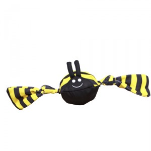 Jolly Tug Insect Bumble Bee Large (Geel)