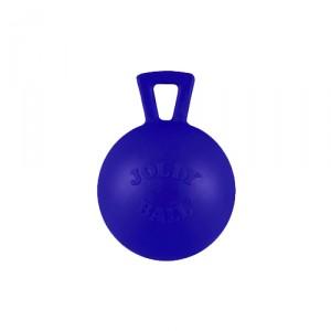 Jolly Tug-n-Toss Mini - (3 inch) 7.5 cm - Blauw