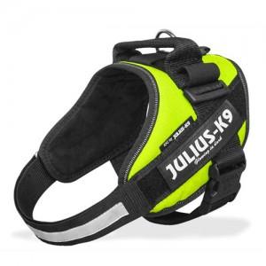 Julius-K9 IDC Powertuig 0 - M/L - Neon