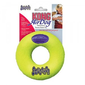 KONG Air Squeaker Donut - Large