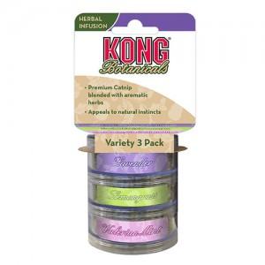 KONG Kat - Catnip Botanicals - Variety Pack