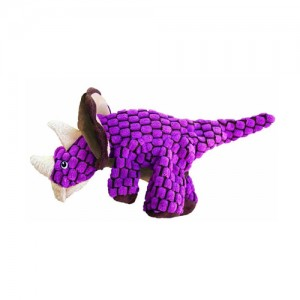 Afbeelding KO DYNOS TRICERATOPS PINK S 00001
