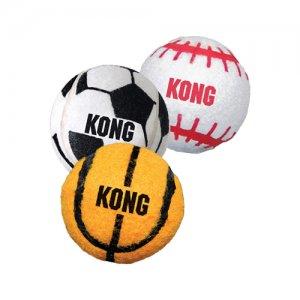 KONG Sport Balls - M - 3 Stück