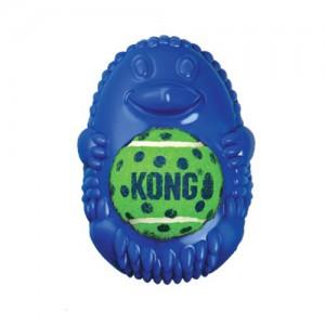 KONG Tennis Pals Hedgehog - Small (11 x 8 x 9 cm)