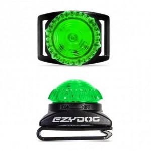 EzyDog Adventure Light – Large – groen
