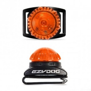 EzyDog Adventure Light – Large – oranje